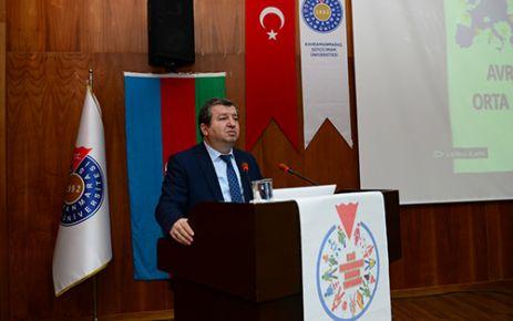 KSÜ'DE DÜZENLENEN AB 110. SERTİFİKA PROGRAMI TAMAMLANDI