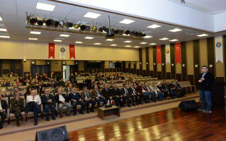KSÜ'DE İNTİHAL TESPİT PROGRAMLARI SUNUMU