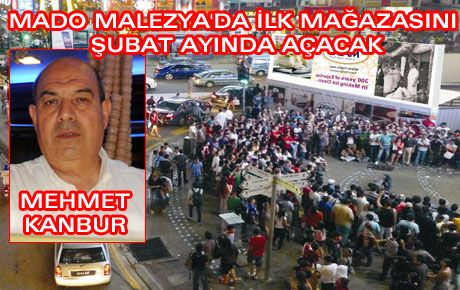 MADO PASİFİK'E AÇILIYOR