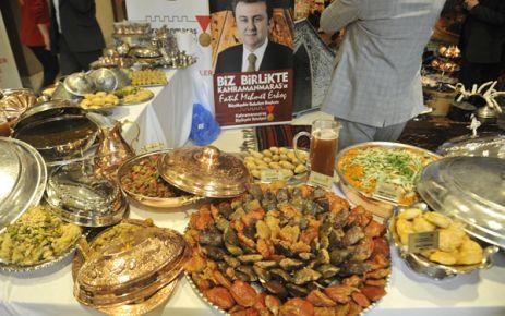 MARAŞ LEZZETLERİ VE MUTFAĞI İSTANBUL'DA