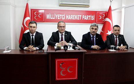 MHP'den gerginlik açıklaması