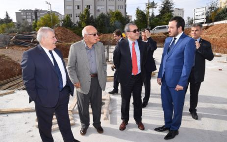 ONİKİŞUBAT BELEDİYESİ'NDEN ENGELLERİ YIKACAK PROJE GELİYOR