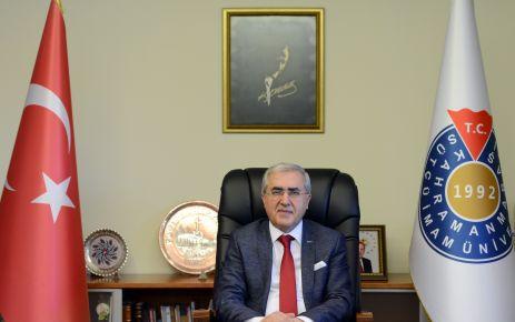 PROF. DR. NİYAZİ CAN, KSÜ REKTÖRLÜĞÜNE ASALETEN ATANDI