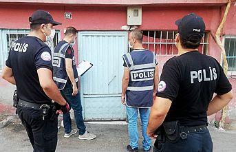 Aranan şahıslar polisten kaçamadı: 20 tutuklama