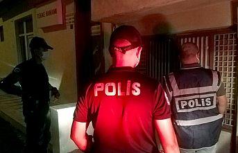 Operasyonlarda 63 kişi yakaladı