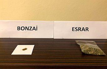2 ayrı uyuşturucu operasyonu