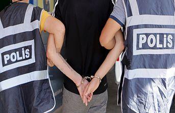 Aranması olan 4 zanlı kısıtlamayı ihlal edince yakalandı