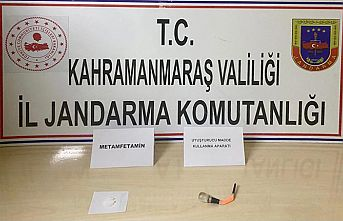 Kahramanmaraş'ta uyuşturucuyla mücadele