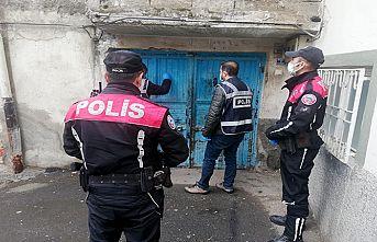 Aranan 78 şüpheli tutuklandı