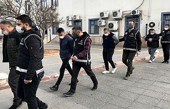 Kahramanmaraş merkezli tefecilik operasyonu: 5 gözaltı