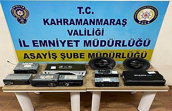 Otohırsızı 3 kişi tutuklandı