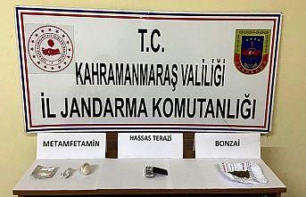 Pazarcık'ta düzenlenen operasyonlarda 11 kişi yakalandı