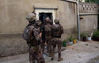 Kahramanmaraş merkezli operasyon: 18 gözaltı