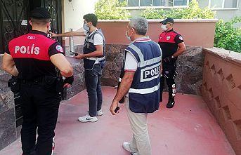 Aranması olan 92 kişi yakalandı