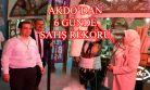 AKDO dondurma İzmir fuar'ının gözdesi oldu