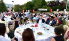 BAŞKAN ERKOÇ ŞEHİTLER İFTARINDA