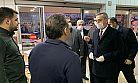 Başkan Güngör, esnafları ziyaret etti