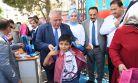 """DÖRT YILDA '48 BİN KIRTASİYE SETİ VE OKUL ÇANTASI"""""""