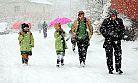Kahramanmaraş merkezde tüm okullar tatil