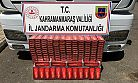 Kahramanmaraş'ta kaçak sigaraya 51 bin 100 lira ceza