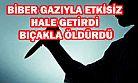 Kahramanmaraş'ta korkunç cinayet