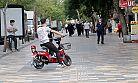 Kahramanmaraş'ta vatandaşlara sokağa akın etti