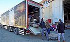 Kahramanmaraş'tan depremzedelere yardım eli