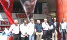 KILIÇDAROĞLU'NA YAPILAN SALDIRI KAHRAMANMARAŞ'TA PROTESTO EDİLDİ