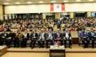 """KSÜ'DE 'HZ. PEYGAMBER VE GENÇLİK"""" KONULU PANEL"""
