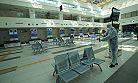 Otobüs durakları ve Havaalanında dezenfekte