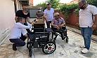 Şehit asker anısına ikinci engelli aracı