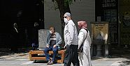 Kahramanmaraş'ta 65 yaş üstü sokaklarda