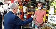 Kahramanmaraş'ta koronavirüs denetimi