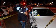 Kahramanmaraş'ta otomobilin çarptığı