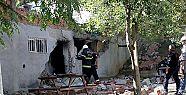 Kahramanmaraş'ta patlama: 1 kişi ağır