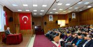 KSÜ'DE KONFERANS DÜZENLENDİ