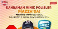 """MİNİKLER 'POLİSLİK"""" HEYECANI YAŞAYACAK"""