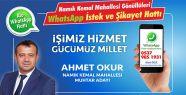 'NAMIK KEMAL MAHALLESİ GÖNÜLLÜLERİ
