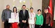 Türkiye Wushu şampiyonasında