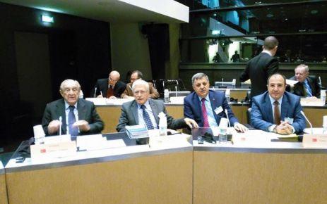 TPB  BAŞKANI PAKDİL, FP-AP  TOPLANTISI İÇİN PARİS'E GİDİYOR