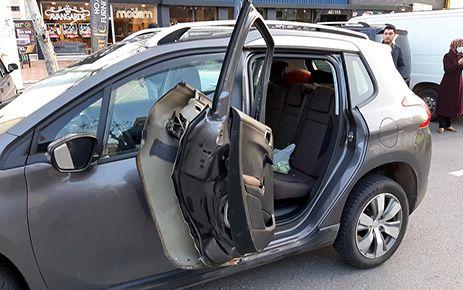 Trafik kazasında ölen polisin cenazesi memleketine uğurlandı
