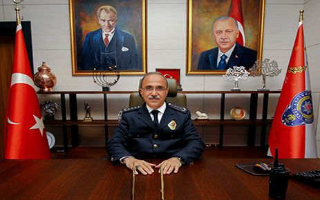 Türk Polis Teşkilatı'nın 175. Kuruluş yıl dönümü