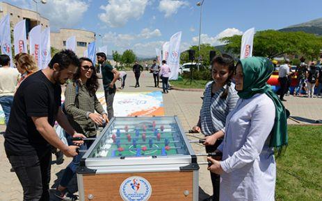 ÜNİ CUP FEST, KSÜ'DE