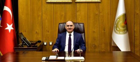 Vali Özkan'dan Kahramanmaraş'a Veda Mesajı