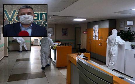 Vatan Hastanesi 7-24 vatandaşın hizmetinde