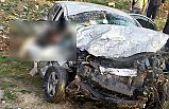 Feci kaza: 3 ölü, 3 yaralı