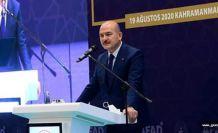 İçişleri Bakanı Soylu'danKahramanmaraş'a arama kurtarma birliği müjdesi