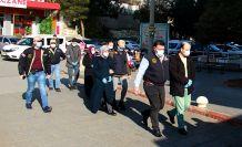 FETÖ/PDY operasyonunda 3 kişi tutuklandı