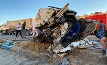 6 araçlı zincirleme trafik kazası: 5 yaralı
