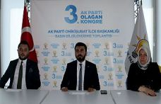 AK Parti Onikişubat İlçe Kongresi
